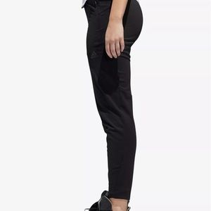 Adidas Women's relaxed tapered high rise pants